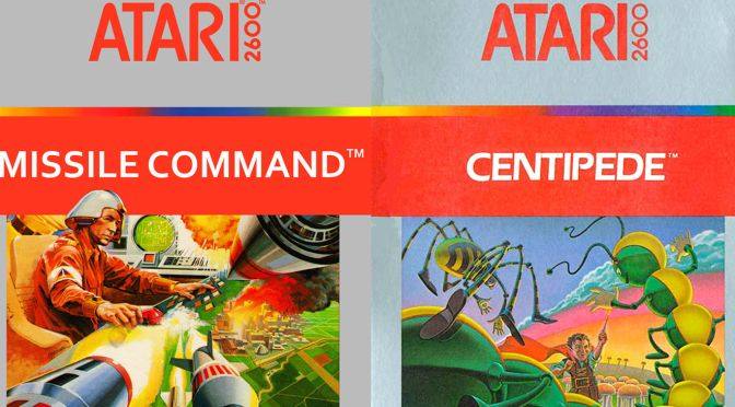 Missile Command and Centipede Films in the Works