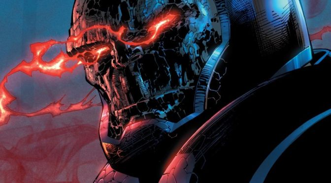 Darkseids Role in Justice League Part 1