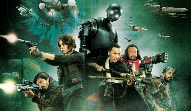 Images and Character Descriptions for Rogue One: A Star Wars Story