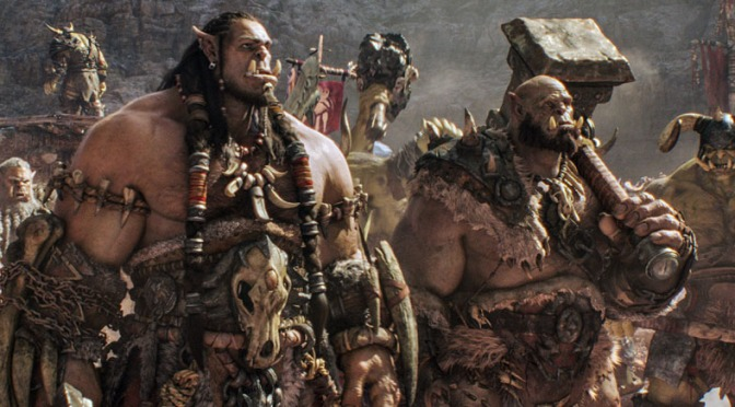 New Photos for Warcraft