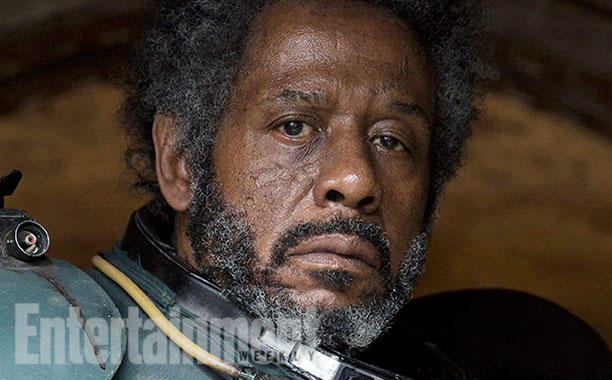 Who Is Forest Whitaker Playing in Rogue One: A Star Wars Story?