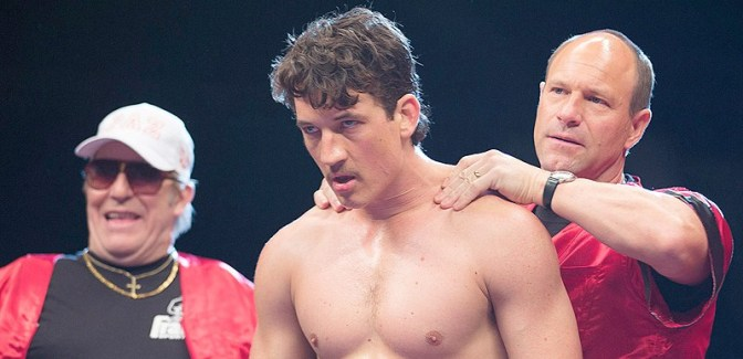 "Trailer for Miles Teller's ""Bleed For This"""