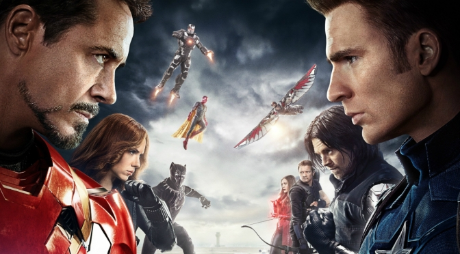 Captain America: Civil War Deleted Scenes