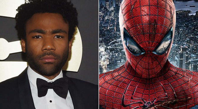 Spider-Man Homecoming Adds Donald Glover – Could He Be Miles Morales?