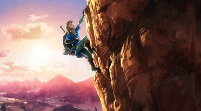 Legend of Zelda: Breath of the Wild Trailer and Gameplay Footage
