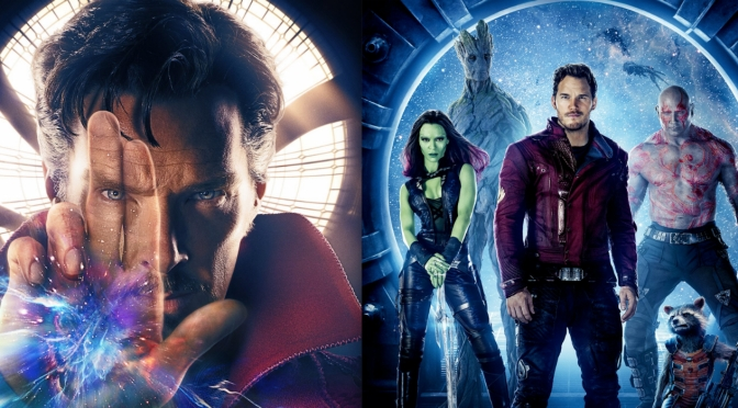 Official Synopsis for Doctor Strange and Guardians of the Galaxy Vol 2