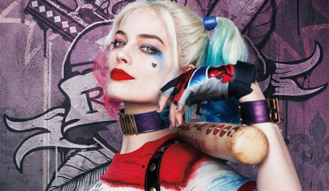 New Suicide Squad Character Posters