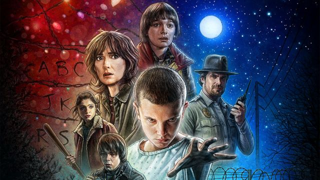 Trailer for Netflix's Stranger Things