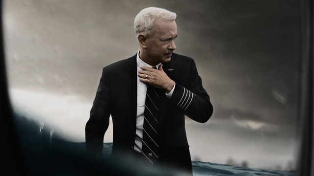"Trailer for Tom Hanks/Clint Eastwood's ""Sully"""