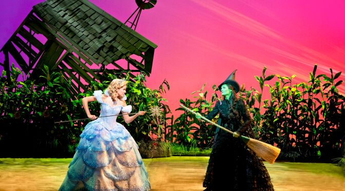 Wicked Movie Adaptation Officially Happening