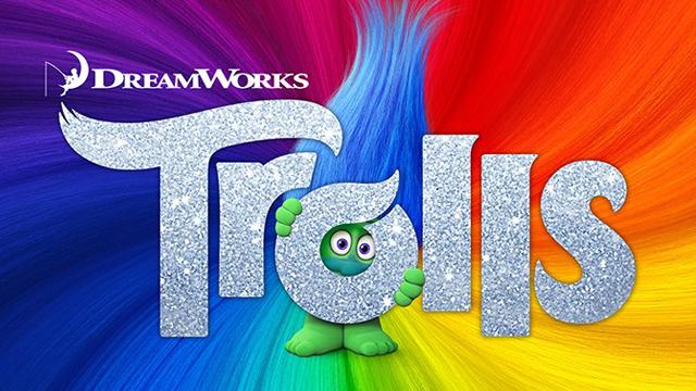 Trailer for Dreamwork's Trolls