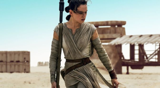 Star Wars Episode VIII Potential Spoiler About Rey's Backstory