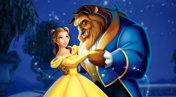 First Official Poster for Disney's Live Action Beauty and the Beast