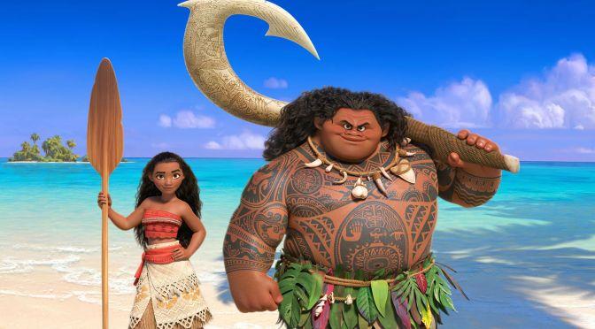 Disney's Moana International Trailer Shows Baby Moana