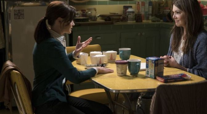 First Trailer for Netflix's Gilmore Girls Revival