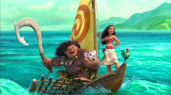 SDCC: Details from the Panel for Disney's Moana
