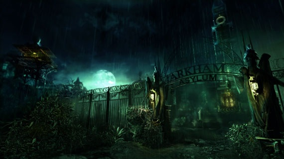 Batman Solo Movie Might Be Set in Arkham Asylum