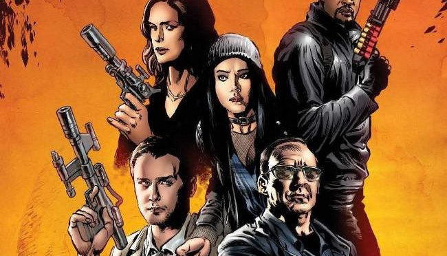SDCC: Marvel's Agents of S.H.I.E.L.D. Comic Con Panel Unveils Ghost Rider