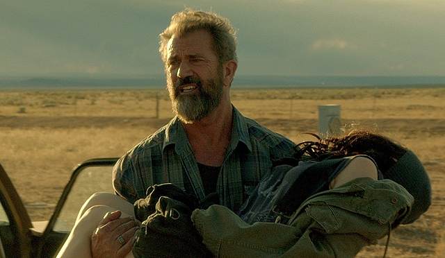 Trailer for Mel Gibson in Blood Father