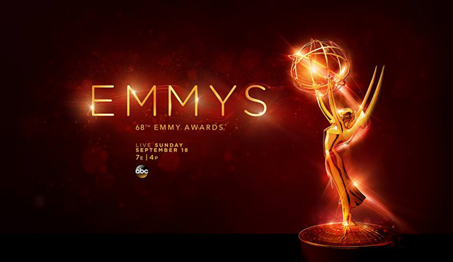 Nominees for the 68th Emmy Awards
