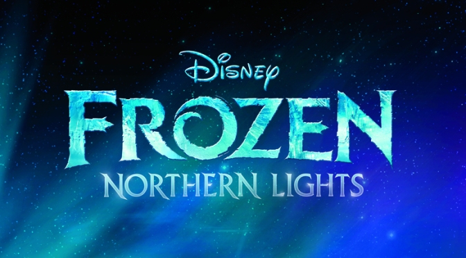 SDCC: Trailer and Details for Disney Frozen Northern Lights
