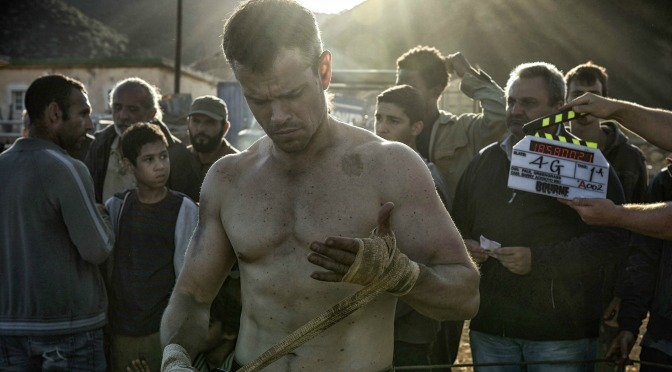 Matt Damon Sums Up Bourne Franchise in 90 Seconds