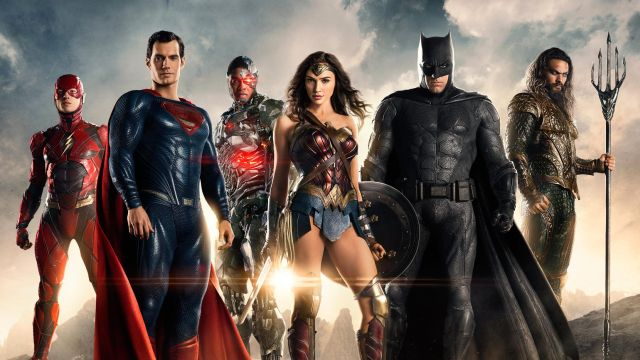SDCC: Justice League Comic Con Trailer