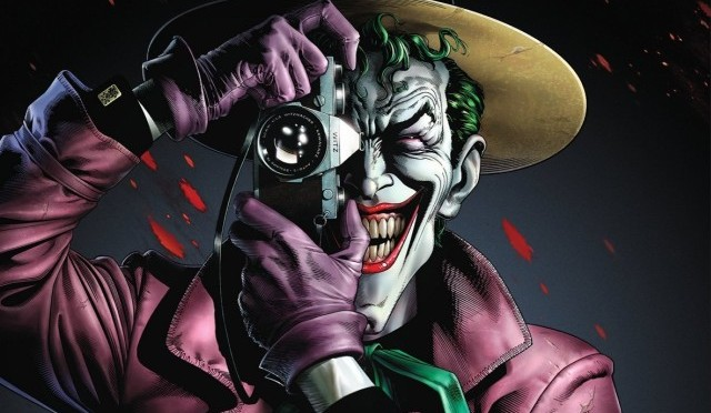 Clip from Batman: The Killing Joke
