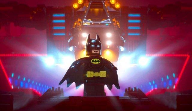SDCC: LEGO Batman Movie Trailer