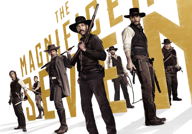 Trailer #2 for Magnificent Seven