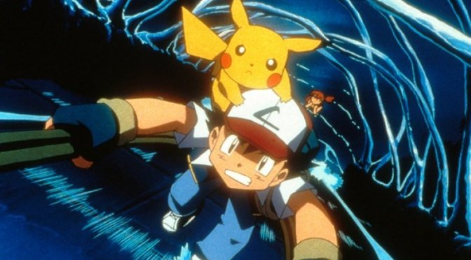 Pokemon Live Action Rights Acquired by Legendary