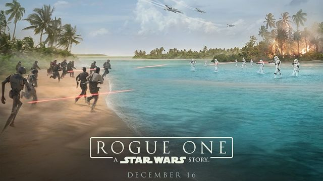 Star Wars Celebration: Rogue One Behind the Scenes Sizzle Reel