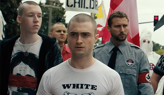Trailer for Daniel Radcliffe's Imperium