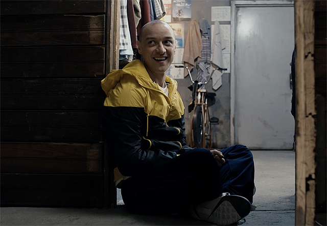 "Trailer for James McAvoy in M. Night Shyamalan's ""Split"""