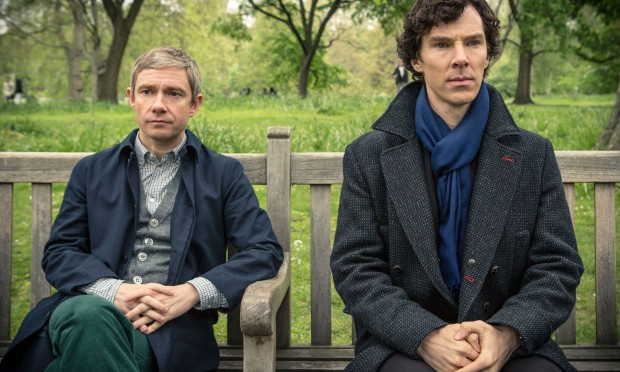 SDCC: Trailer for BBC's Sherlock Season 4