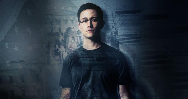 Snowden Comic Con Trailer