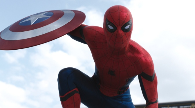 SDCC: Marvel's Spider-Man: Homecoming Panel