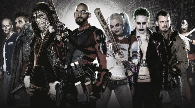 SDCC: Suicide Squad Trailer and 8 Movie Clips