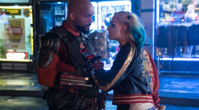 20 New Images from Suicide Squad