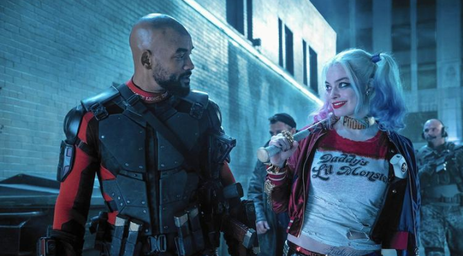 Suicide Squad Character Promos and Enchantress Clip