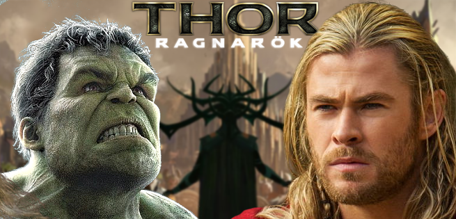 SDCC: Thor Ragnarok Panel – Hulk Armor and Footage Description