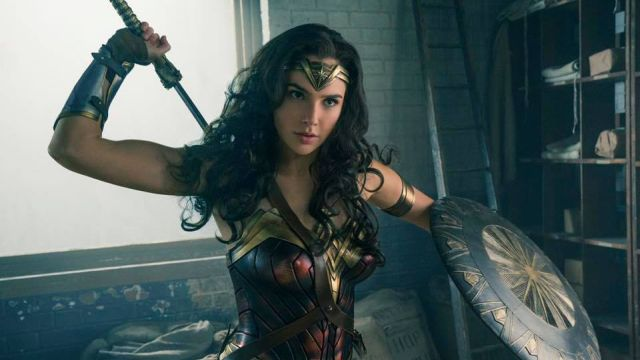 SDCC: Wonder Woman Con Trailer