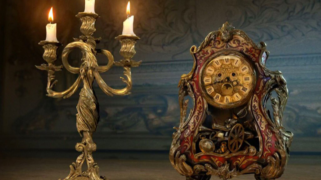 First Images from Disney's Beauty and the Beast