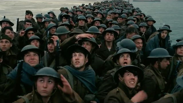 First Teaser for Nolan's Dunkirk