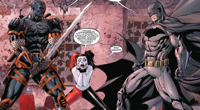 Deathstroke to be Main Villain in Ben Affleck's Batman Movie