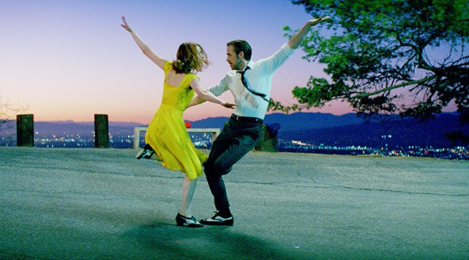 Trailer for LA LA LAND with Ryan Gosling and Emma Stone
