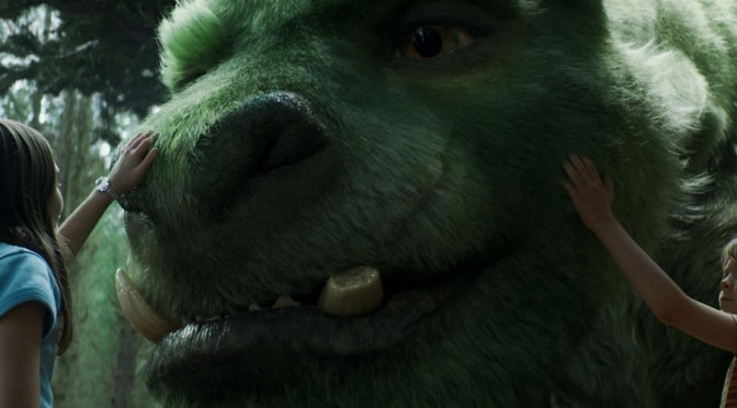 International Trailer for Pete's Dragon Remake