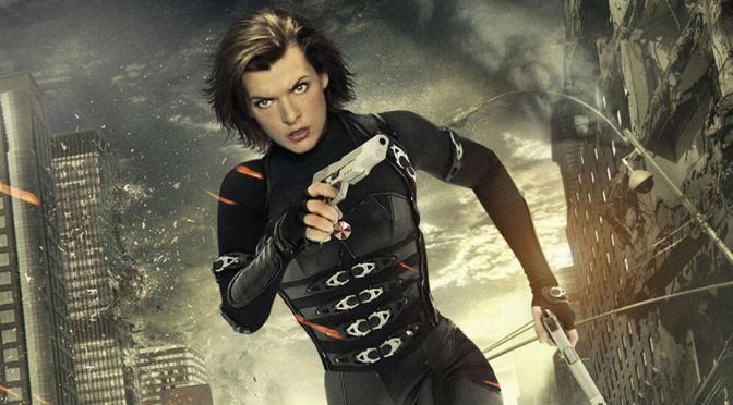 Trailer and Posters for Resident Evil: The Final Chapter