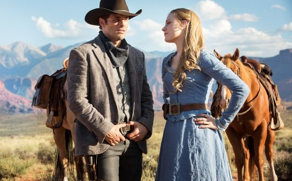 New Official Images for HBO's Westworld