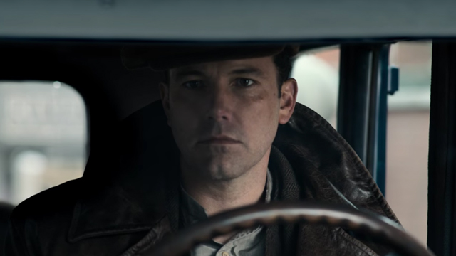 Trailer for Ben Affleck's Live By Night